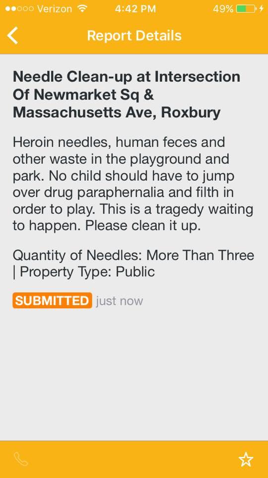 heroin in roxbury u2019s clifford park  u2013 stillreppin u0026 39
